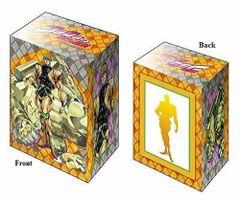 "Deck Holder Collection V2 ""JoJo's Bizarre Adventure: Stardust Crusaders (DIO)"" Vol.807 by Bushiroad"