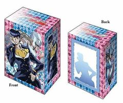 "Deck Holder Collection V2 ""JoJo's Bizarre Adventure: Diamond is Unbreakable (Higashikata Josuke)"" Vol.808 by Bushiroad"