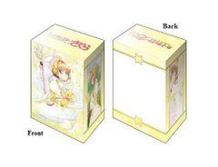 "Deck Holder Collection V2 ""Cardcaptor Sakura: Clear Card (Sakura & Kero) Part.2"" Vol.813 by Bushiroad"
