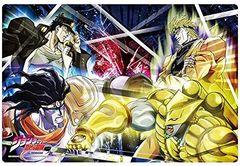 "Rubber Mat Collection ""JoJo's Bizarre Adventure: Stardust Crusaders (Jotaro & DIO)"" Vol.414 by Bushiroad"