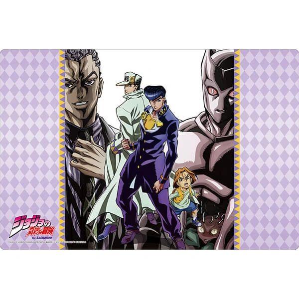 "Rubber Mat Collection ""JoJo's Bizarre Adventure: Diamond is Unbreakable"" Vol.415 by Bushiroad"