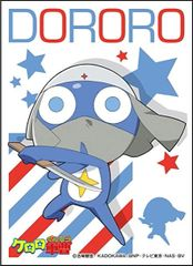 "Character Sleeve ""Keroro Gunso (Dororo)"" EN-809 by Ensky"