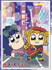 "Character Sleeve ""Pop Team Epic (America)"" EN-836 by Ensky"