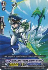 BT15/084EN (C) Blue Storm Soldier, Tempest Assault