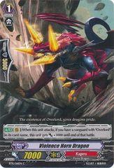 BT15/061EN (C) Violence Horn Dragon