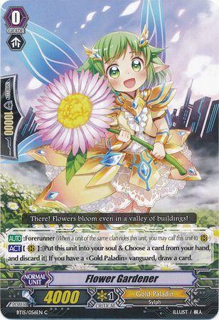 BT15/056EN (C) Flower Gardener