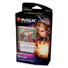 "Magic the Gathering Planeswalker Deck ""Rowan: Fearless Sparkmage"""