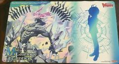 "Cardfight!! Vanguard Rubber Mat ""My Glorious Justice (Blue Storm Supreme Dragon, Glory Maelstrom)"" by Bushiroad"