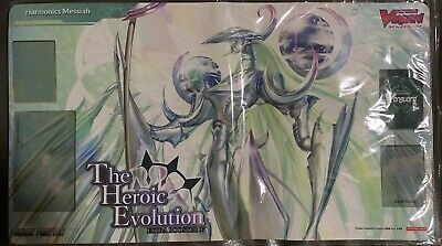 "Cardfight!! Vanguard Rubber Mat ""The Heroic Evolution (Harmonics Messiah)"" by Bushiroad"