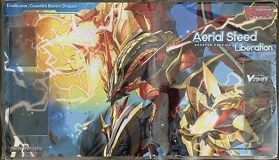"Cardfight!! Vanguard Rubber Mat ""Aerial Steed Liberation (Eradicator, Gauntlet Buster Dragon)"" by Bushiroad"