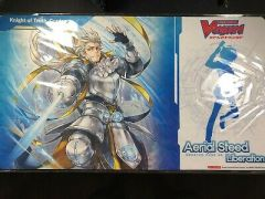 "Cardfight!! Vanguard Rubber Mat ""Aerial Steed Liberation (Knight of Truth, Gordon)"" by Bushiroad"