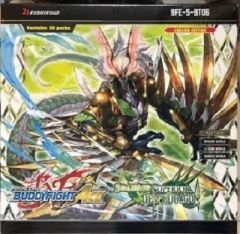 "Future Card Buddyfight Ace Booster Pack Vol.6 ""Soaring Superior Deity Dragon"" BFE-S-BT06 by Bushiroad"