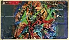 "Cardfight!! Vanguard G Rubber Mat ""Dragon King's Awakening (Dragstrider, Luard)"" by Bushiroad"