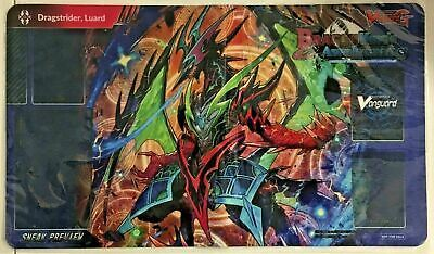 "Cardfight!! Vanguard G Rubber Mat ""Dragon King's Awakening (Dragstrider, Luard)"" by Bushiroad"