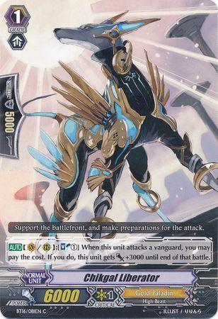 BT16/081EN (C) Chikgal Liberator