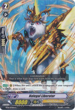 BT16/075EN (C) Nalegal Liberator