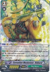 BT17/137EN (C) Carnation Musketeer, Rikhard