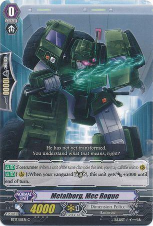 BT17/111EN (C) Metalborg, Mec Rogue