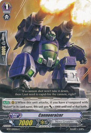 BT17/092EN (C) Cannonraizer