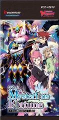 """Cardfight!! Vanguard Extra Booster Vol.10 """"The Mysterious Fortune"""" VGE-V-EB10 by Bushiroad"""