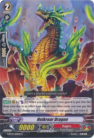 G-BT01/069EN (C) Hulkroar Dragon