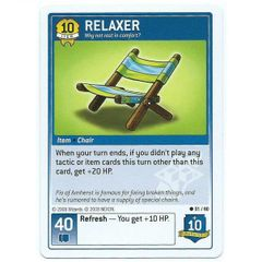 Maple Story iTCG - 51/60 Relaxer