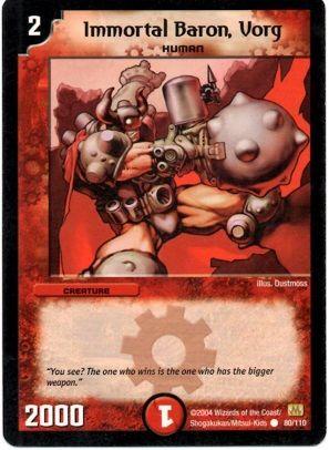 DM-01 80/110 (C) Immortal Baron, Vorg