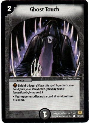 DM-01 54/110 (C) Ghost Touch