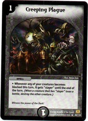 DM-01 49/110 (R) Creeping Plague