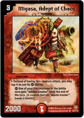 DM-06 82/110 (U) Migasa, Adept of Chaos