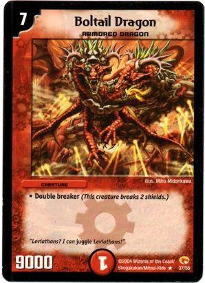 DM-03 37/55 (R) Boltail Dragon