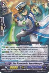 G-BT02/071EN (C) Blue Storm Soldier, Rascal Sweeper