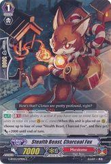 G-BT03/079EN (C) Stealth Beast, Charcoal Fox