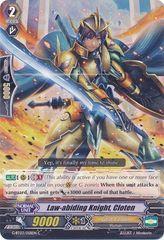 G-BT03/058EN (C) Law-abiding Knight, Cloten