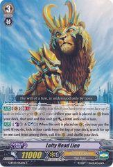 G-BT03/056EN (C) Lofty Head Lion