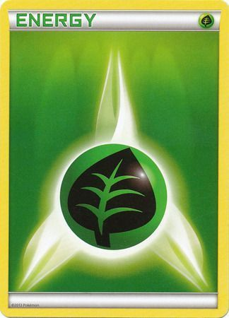 Grass Energy - 2013 Promo