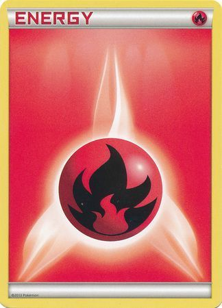 Fire Energy - 2013 Promo
