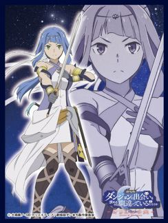 "Sleeve Collection Vol.27 ""Is It Wrong to Try to Pick up Girls in a Dungeon?: Arrow of the Orion (Artemis)"" by Klockworx"