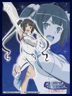 "Sleeve Collection Vol.27 ""Is It Wrong to Try to Pick up Girls in a Dungeon?: Arrow of the Orion (Hestia)"" by Klockworx"