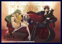 "Sleeve Collection Vol.39 ""Code Geass: Lelouch of the Rebellion (Lelouch & C.C.)"" by Klockworx"