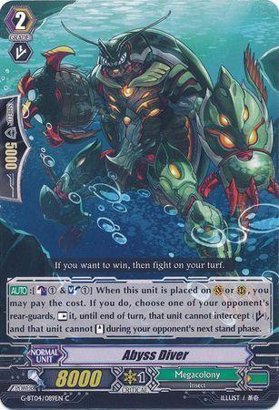 G-BT04/089EN (C) Abyss Diver