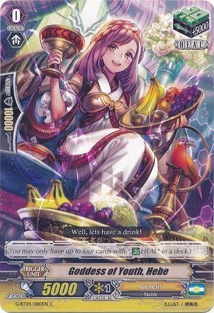 G-BT04/080EN (C) Goddess of Youth, Hebe