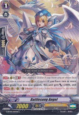 G-BT04/047EN (C) Battlesong Angel