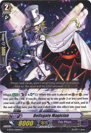 G-BT05/082EN (C) Hellsgate Magician
