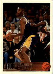 1996 Topps #7 Elden Campbell - Standard