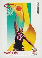 "1991 SkyBox #145 Vernell ""Bimbo"" Coles - Standard"