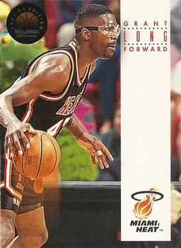 1993 SkyBox #102 Grant Long - Standard