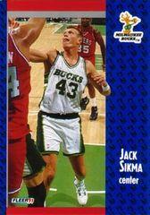 1991 FLEER #120 Jack Sikma - Standard