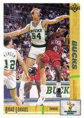 1991 Upper Deck Bucks #383 Brad Lohaus - Standard