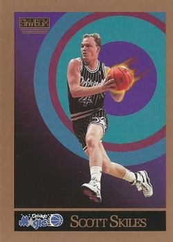 1990 SkyBox #205 Scott Skiles - Standard